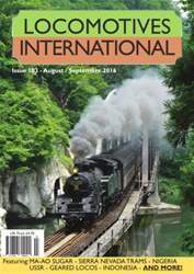 Locomotives International issue Issue 103 - August September 2016