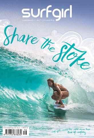 SurfGirl Magazine Preview 1