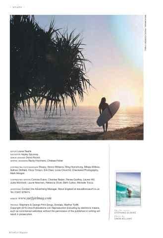 SurfGirl Magazine Preview 8