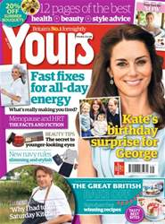 Yours issue 19th July 2016