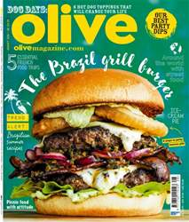 Olive Magazine issue August 2016