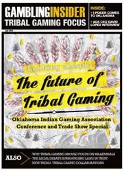 Gambling Insider issue Tribal Focus - July