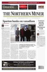 The Northern Miner issue Vol. 102 No. 23