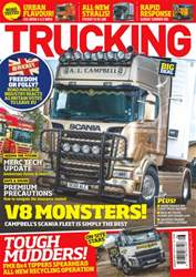 Trucking Magazine issue No. 393 - V8 Monsters!