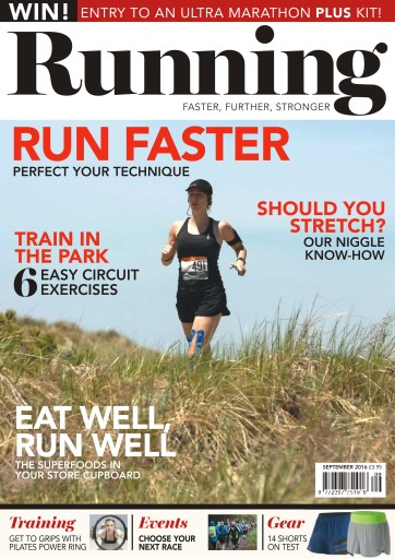 Running Preview