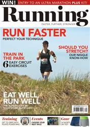 Running issue No. 193 - Run Faster