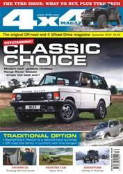 4x4 Magazine issue No. 391 - Classic Choice