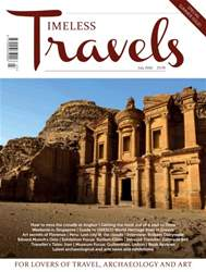 Timeless Travels issue Summer Special