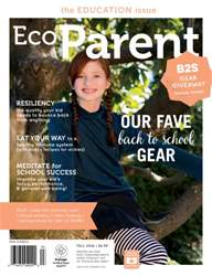 Ecoparent Magazine issue EDUCATION ISSUE