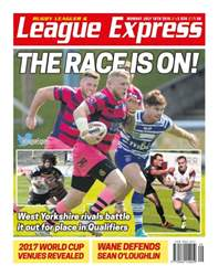 League Express issue 3028