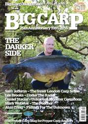 Big Carp Magazine issue Sep-16Big Carp 241
