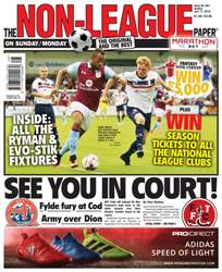 The Non-League Football Paper issue 17th July 2016