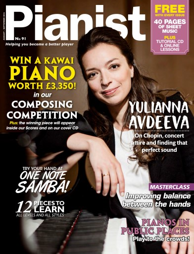 Pianist issue Pianist 91 August - September