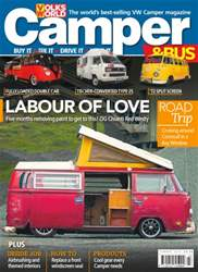 VW Camper issue Summer 16 - Labour of Love