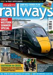 Modern Railways issue August 2016