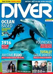 DIVER issue AUGUST 2016