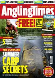 Angling Times issue 19th July 2016