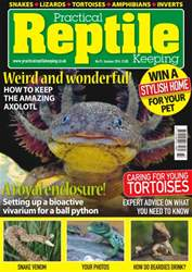 Practical Reptile Keeping issue No. 91 - Weird and Wonderful
