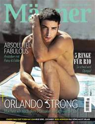 MÄNNER issue Männer 08.16 August