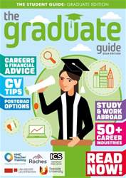 The Graduate Guide issue The Graduate Guide