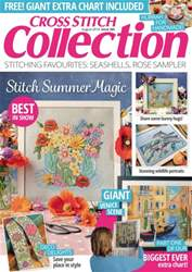 Cross Stitch Collection issue August 2016