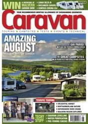 Caravan Magazine issue Aug 16