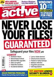 Computer Active issue 480