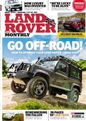 Land Rover Monthly issue September 2016