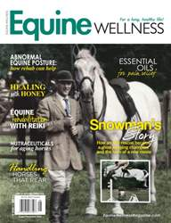 Equine Wellness issue Aug/Sept 2016