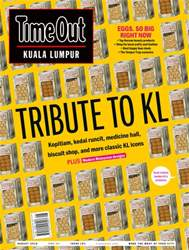 Time Out Kuala Lumpur issue August 2016