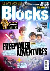 Blocks Magazine issue August 2016