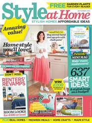 Style at Home issue September 2016