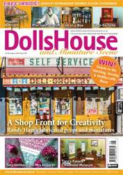 Dolls House and Miniature Scene issue August 2016 (Iss 267)