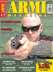 ARMI MAGAZINE issue Agosto 2016