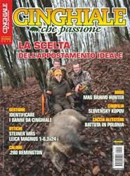 IL CINGHIALE CHE PASSIONE issue Ago-Set 16
