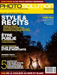 Photo Solution issue Photo Solution août/septembre 2016