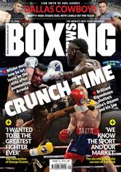 Boxing News International issue 19/07/2016
