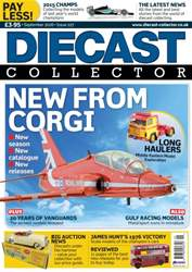 Diecast Collector issue September 2016