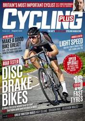 Cycling Plus issue August 2016