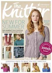 The Knitter issue Issue 100