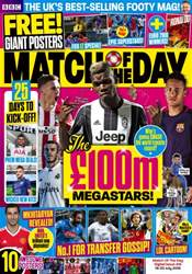 Match of the Day issue Issue 416