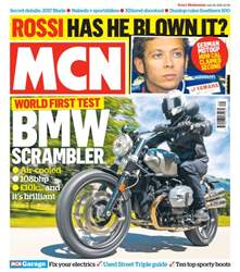 MCN issue 20th July 2016