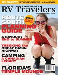 Snowbirds & RV Travelers issue Sep/Oct 16