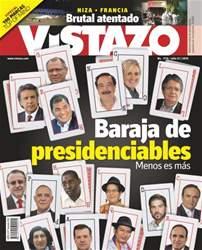 Revista Vistazo issue VISTAZO 1174