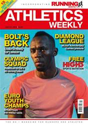 Athletics Weekly issue 21/07/2016