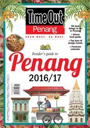 Time Out Malaysia issue Time Out Penang