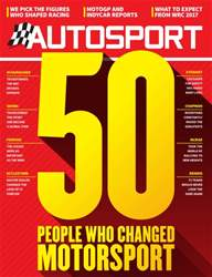 Autosport issue 21st July 2016