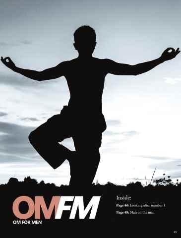 OM Yoga UK Magazine Preview 45