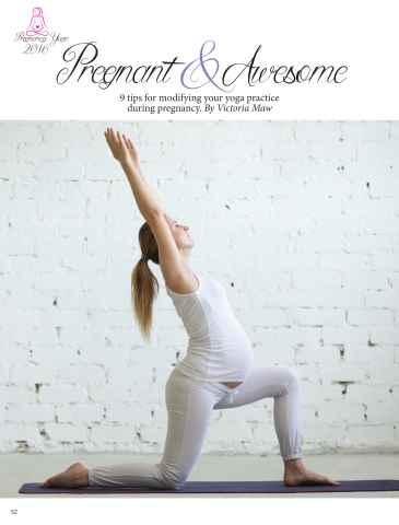 OM Yoga UK Magazine Preview 52