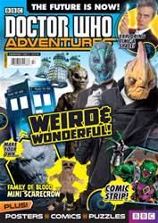 Doctor Who Adventures Magazine issue 21.07.2016